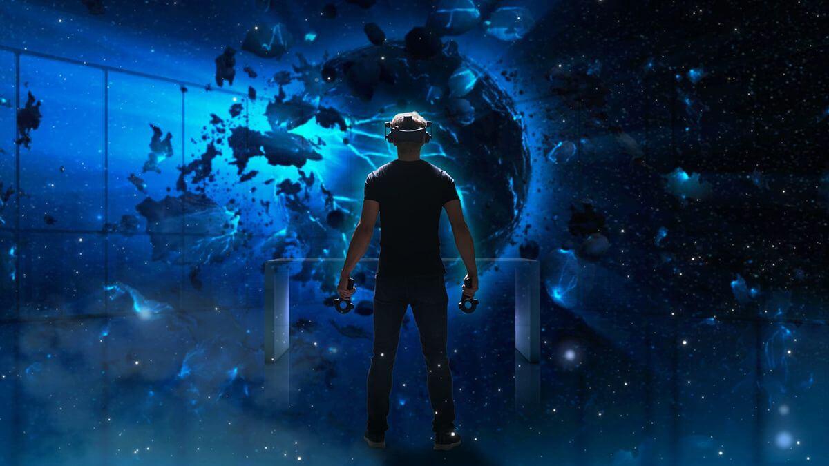 VR LOUNGE GAMES